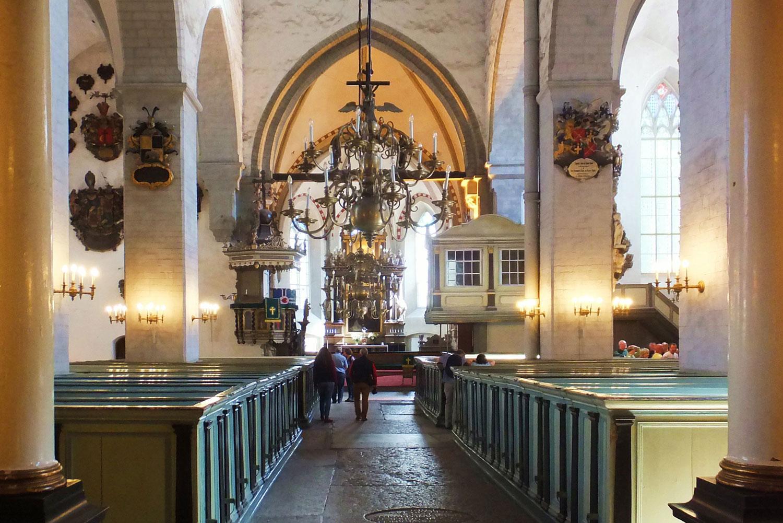 Мужской хор Оптина Пустынь. Таллинн, собор Девы Марии
